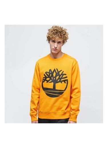 Timberland YC Core Tree Logo Crew Neck Sweatshirt TBL TB0A2BJ8AR81Dark CheXXL      Renkli